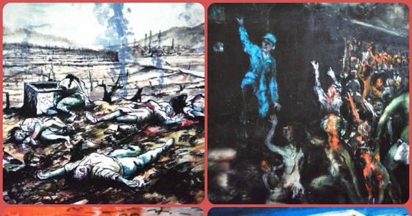 70 anos após tragédia nuclear em Hiroshima, Memorial da América ...