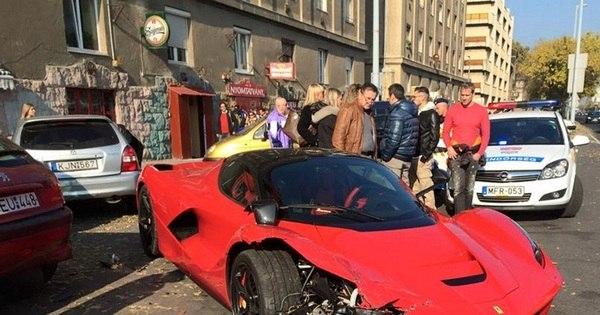 Que vacilo! Dono de Ferrari avaliada em R$ 6 milhões sai de oficina ...
