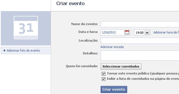 Facebook começará a vender ingressos diretamente na página de ...
