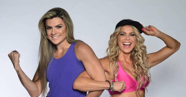 Karina Bacchi e Mirella Santos revelam seus segredos para manter ...