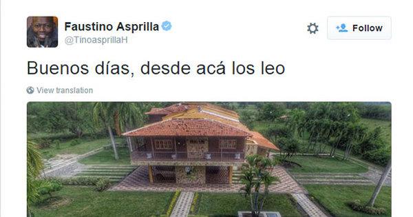 Após polêmica com Neymar, ex-jogador do Palmeiras usa Twitter ...