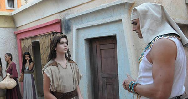 Arrependido por suas maldades, Meketre convida Bak para viver ...