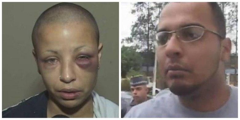 Gustavo Afonso, de 26 anos, foi preso em flagrante após manter a ex-namorada em cárcere privado durante três dias, em Franco da Rocha, na Grande São Paulo. Ele chegou a estuprar a jovem, além de raspar seu cabelo, na frente do filho do casal. O crime aconteceu em junho de 2014