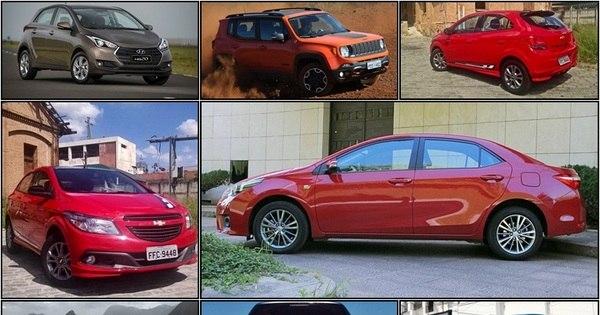 Veja quanto custa o seguro dos 10 carros mais vendidos do Brasil ...