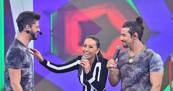 Adriane Galisteu já foi cantora! Relembre o passado dos famosos ...