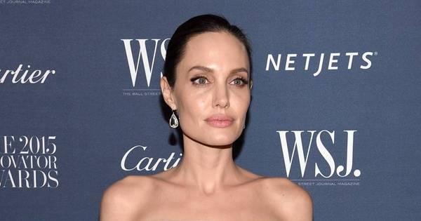 Angelina Jolie aborda tristeza pela morte da mãe em À Beira Mar ...