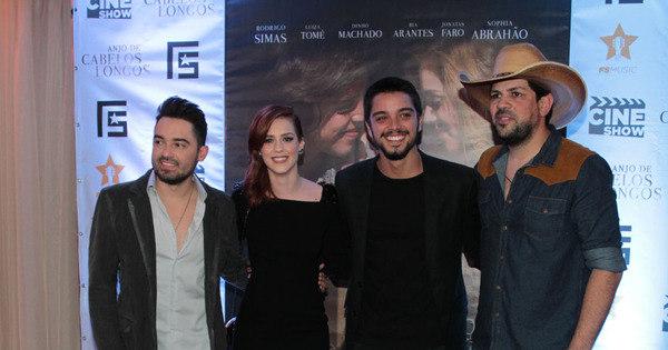 """Sophia Abrahão é estrela em filme de Fernando e Sorocaba: """"Agora ..."""