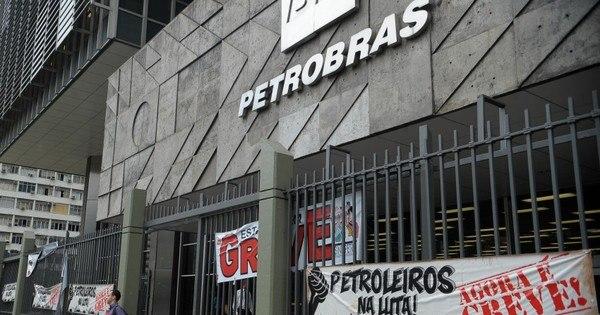 Greve dos petroleiros mantém perdas na produção da Petrobras ...