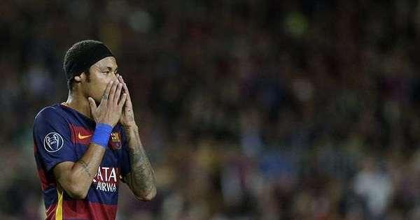 Faixa usada por Neymar na Liga dos Campeões divide opiniões na ...