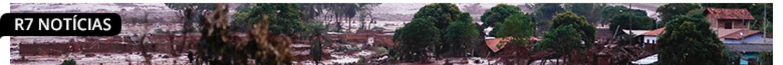 Queda de barragem em minas