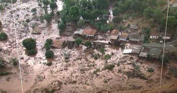 Bombeiros confirmam 23 desaparecidos em desastre em mineradora