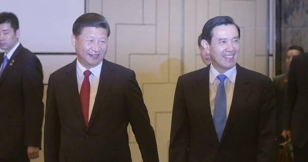 Encontro histórico: Líderes de China e Taiwan se reúnem pela ...