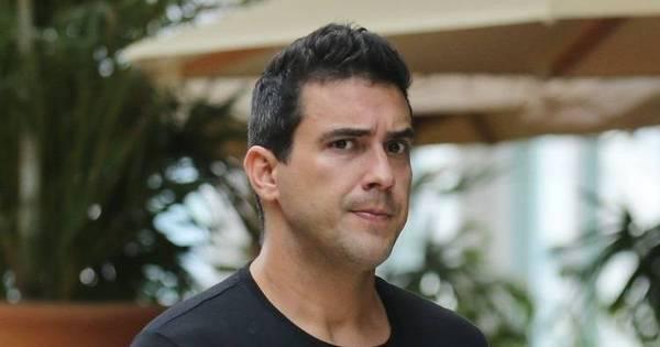 André Marques fratura costela, diz jornal - Entretenimento - R7 ...