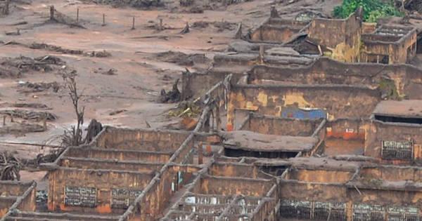Segunda barragem não se rompeu em Mariana, mas perigo ainda ...
