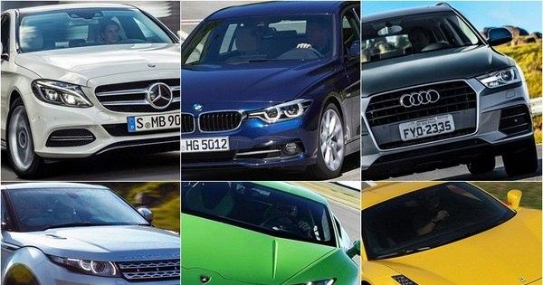 Os 25 carros de luxo mais vendidos no Brasil em 2015 - Fotos - R7 ...