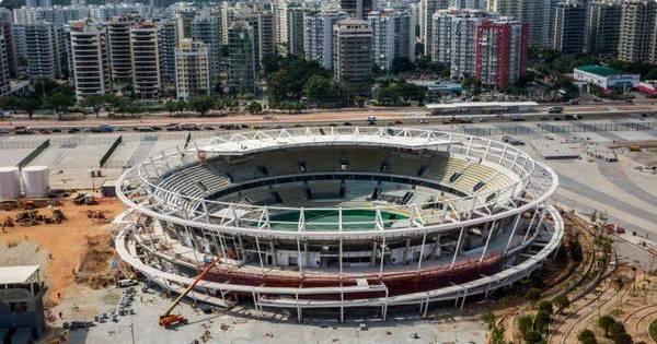 Novas imagens mostram instalações dos Jogos Rio 2016 ganhando ...