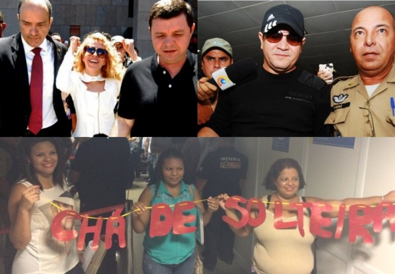 Joelma e Chimbinha, finalmente, assinaram os papéis do divórcio na manhã desta segunda-feira (9). A cantora saiu fazendo festa após o reencontro com o ex-maridoJoelma e Chimbinha assinam os papéis do divórcioAcesse o R7 Play e assista gratuitamente à programação da Record quando quiser* Fábio Callado e Bruno Araújo, produção e reportagem, da TV Clube, afiliada da Record em Pernambuco