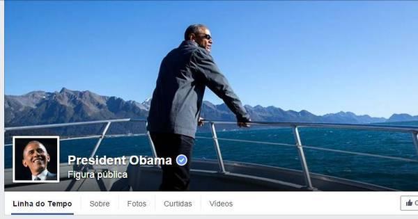 Barack Obama cria perfil pessoal no Facebook - Notícias - R7 ...