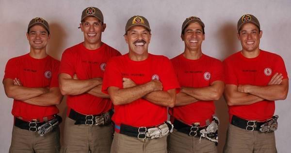 Descubra qual dos bombeiros de Chamas da Vida seria o ...
