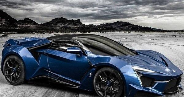 Para magnatas: Fenyr Supersport tem 913 cv e é limitado a 25 ...