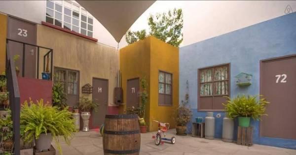 Vila do Chaves, no México, abre para hospedagem de turistas ...