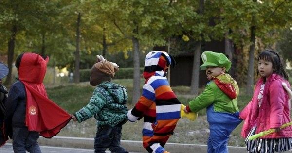 Após 35 anos de política de filho único, China entra na era dos dois ...