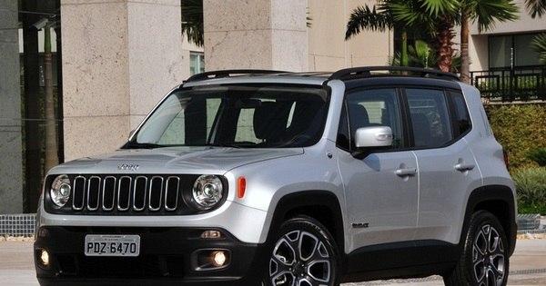 Com Renegade, Jeep bate recorde de vendas em 2015 - Notícias ...
