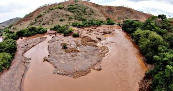 Enxurrada de lama tira vida dos ecossistemas de Mariana ao Vale ...