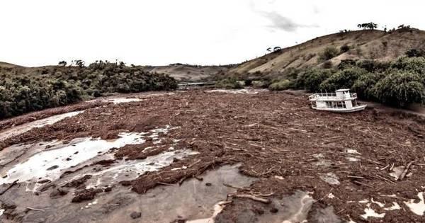 Laudo comprova alta concentração de metais pesados em lama de ...