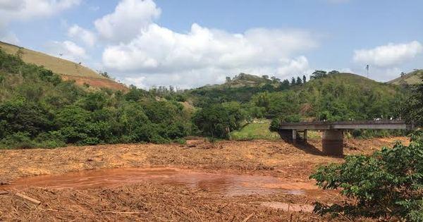 Lama contaminada tem concentração de metais até 1.300.000 ...