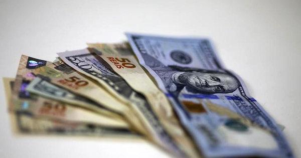 Dólar cai sobre o real após indicação de Ilan Goldfajn ao BC e alta ...