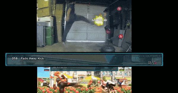 Dublê profissional recria movimentos de luta de Tekken ...