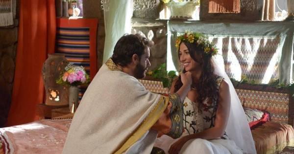 Guilherme Winter e Giselle Itié entram para o time dos casais que ...