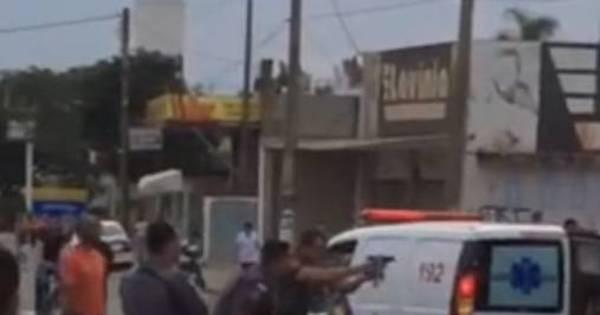 Policial militar atira em homem transtornado em Itu - Notícias - R7 ...