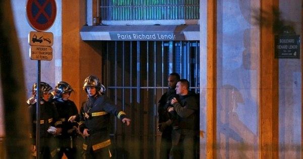 Brasileiro leva três tiros em ataque em Paris; há outro ferido ...