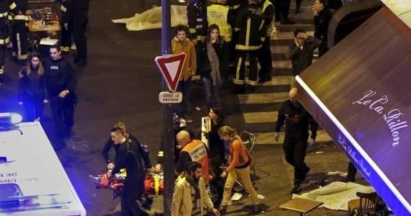 """Estado Islâmico reivindica ataques a Paris e avisa: """"É só o começo ..."""