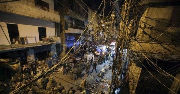 EI assume autoria de ataque em Beirute que deixou mais de 40 ...