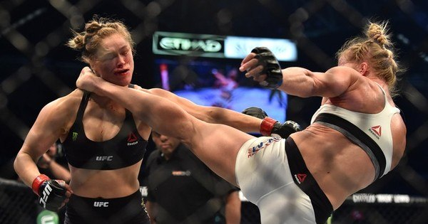 Conheça Holly Holm, a lutadora que tirou o trono de Ronda Rousey ...