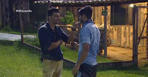 """JP se revolta com postura de Marcelo na briga com Douglas: """"Traíra ..."""