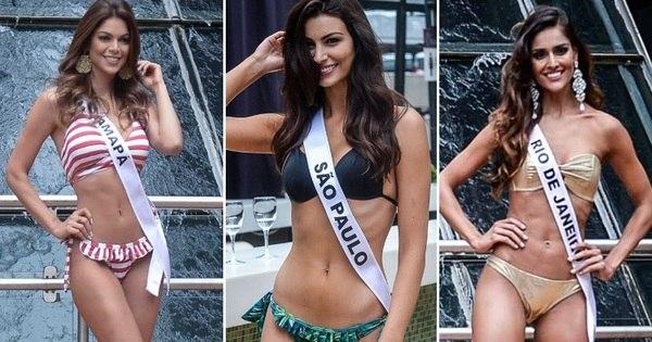 Conheça as 27 candidatas a miss Brasil 2015 e escolha a sua torcida