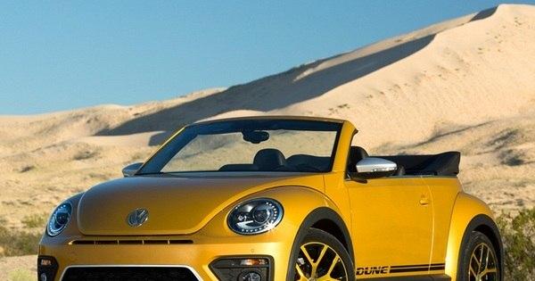Volks apresenta o Beetle Dune, versão aventureira inspirada em ...