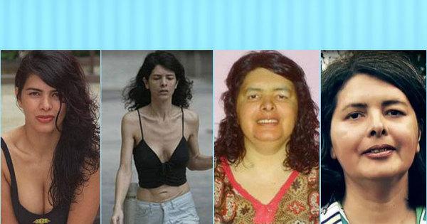 Veja as transformações da ex- modelo Josi Campos ao longo do ...