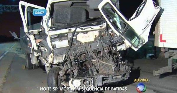 Caminhoneiro morre após grave acidente no Rodoanel - Notícias ...