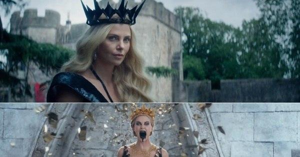 Primeiro trailer de O Caçador e a Rainha de Gelo é de tirar o fôlego ...