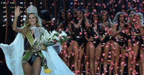 Representante do Rio Grande do Sul, Marthina Brandt é a Miss ...