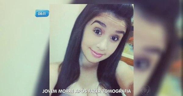 Pai acusa hospital de negligência após morte da filha em tomografia