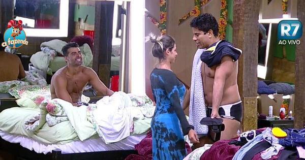 Luka Ribeiro e Ana Paula Minerato divertem peões em noite de ...