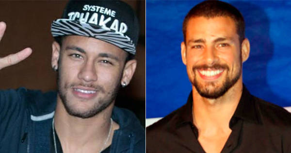 Polêmicos relacionamentos de Neymar e Cauã Reymond foram os ...