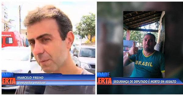 PM segurança do Marcelo Freixo é morto após reagir a assalto na ...