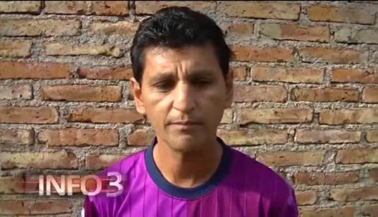 Imagens sinistras viralizaram na internet e o caso acabou virando notícia em vários canais argentinos, como o site El Caudillo Digital, que entrevistou um sujeito chamado Marcelo Diaz